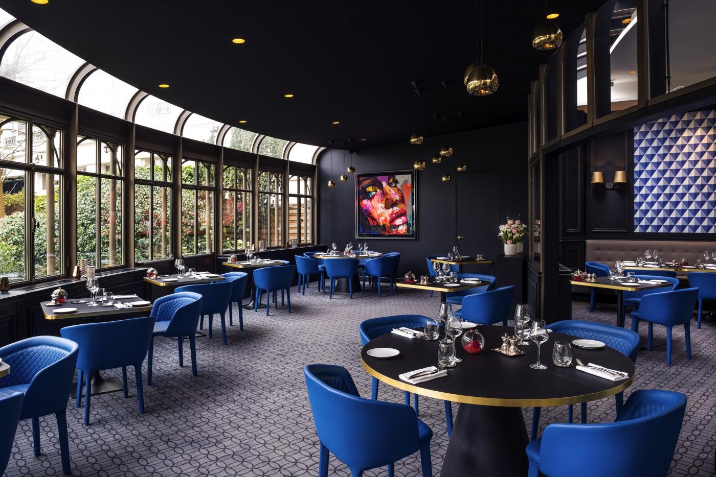 Restaurant©Gd Hotel MGallery