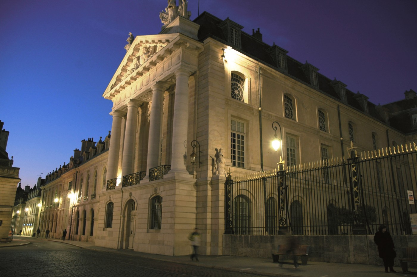 Palais des Ducs©OT Dijon Atelier Démoulin