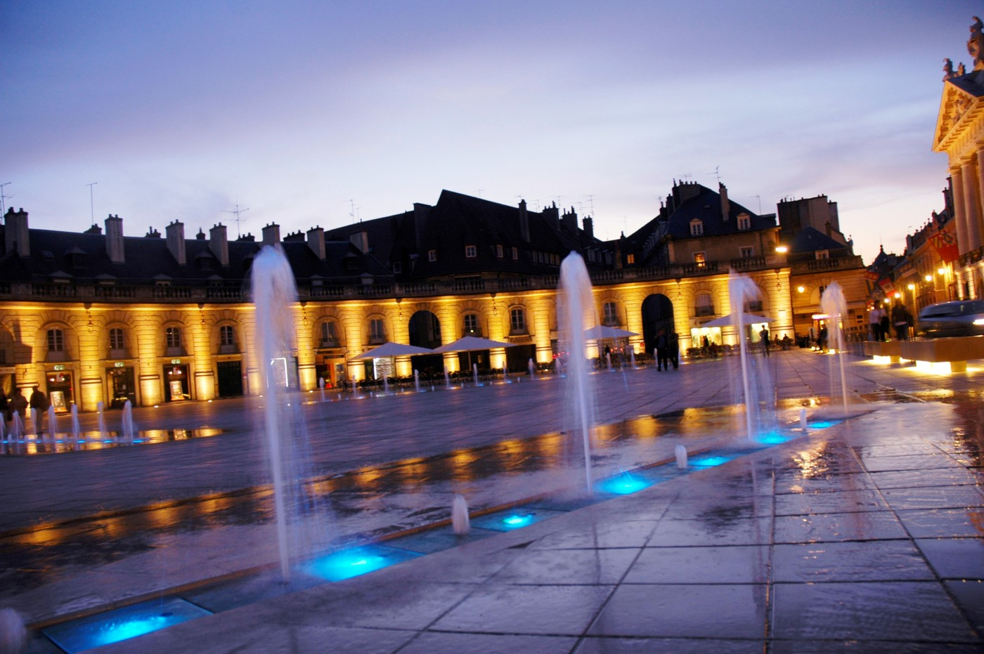 Place de la Libération©OT Dijon Atelier Démoulin