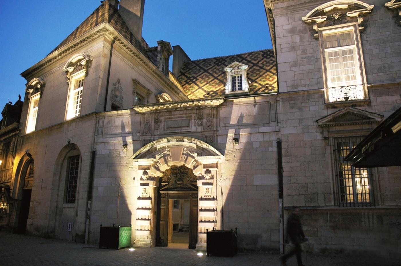 Hôtel de Voguë©OT Dijon Atelier Démoulin