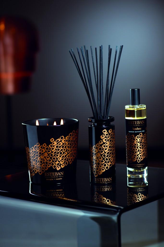 l art du parfum d int rieur avec est ban prestige 39 s. Black Bedroom Furniture Sets. Home Design Ideas