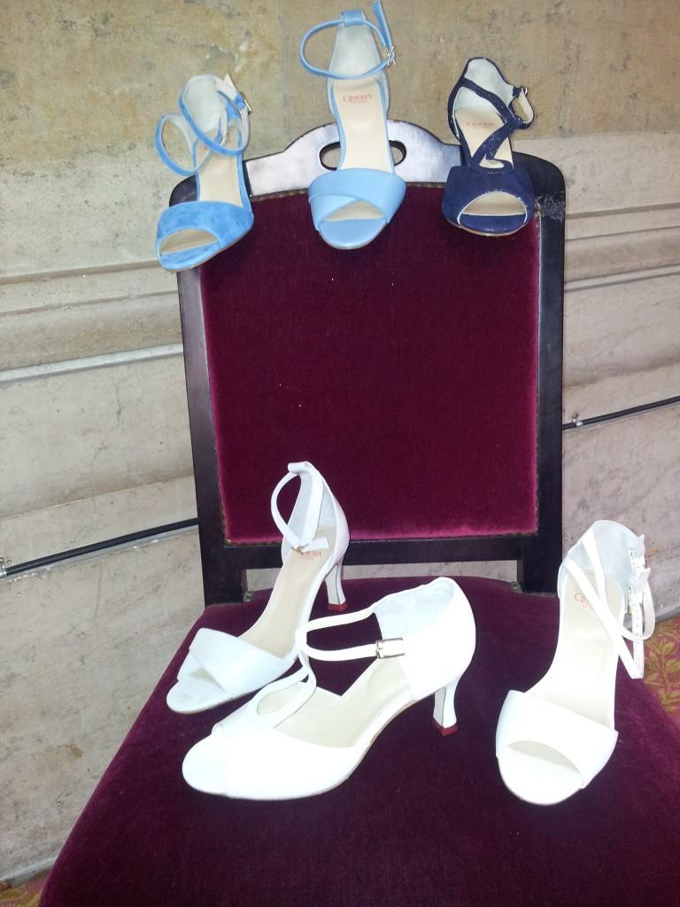Chaussures à talon©MF Souchet