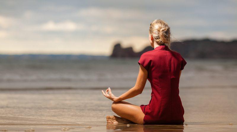 Méditation au bord de l'océan(c)Thalasso Serge Blanco