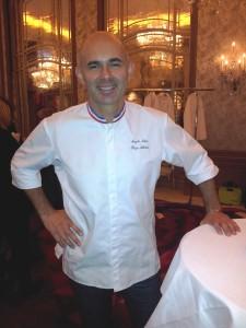 Chef pâtissier Angelo Musa habillé par Febvay©MF Souchet
