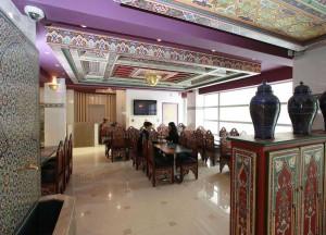 Restaurant ©Hammam Pacha