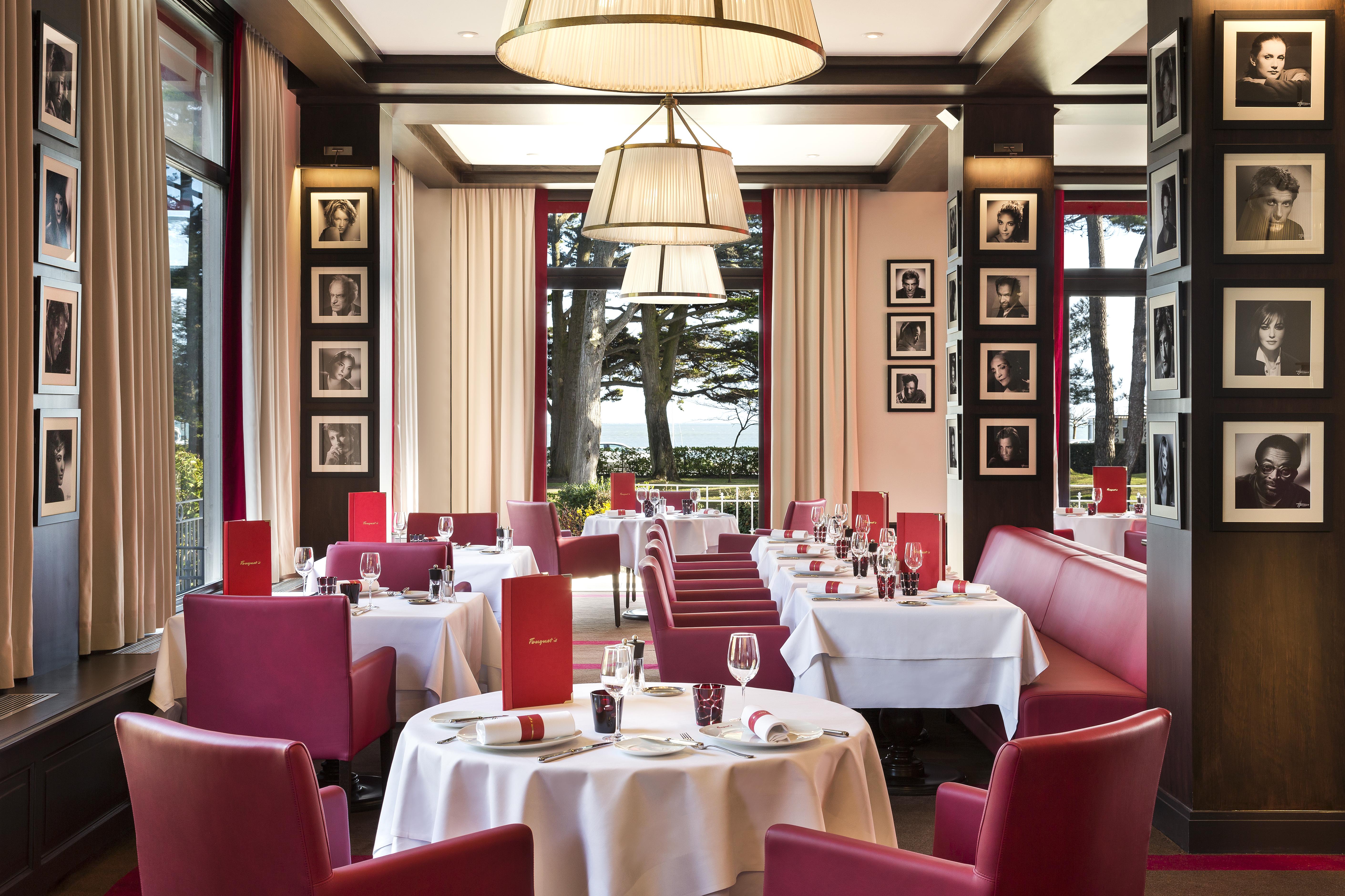 La Brasserie Fouquet's ©Fabrice Rambert