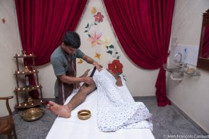 Marma Massage(c)Greens Ayurveda