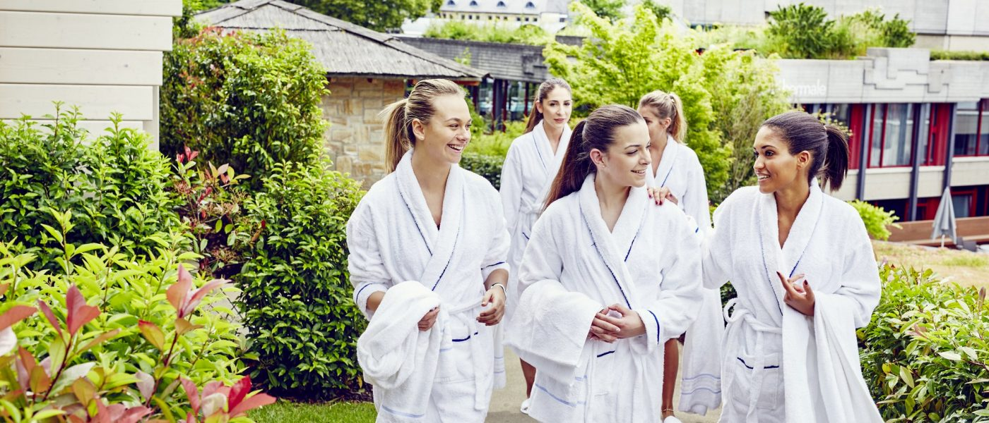 Wellness, Fitness, Saunas, Cures au Mondorf Domaine Thermal