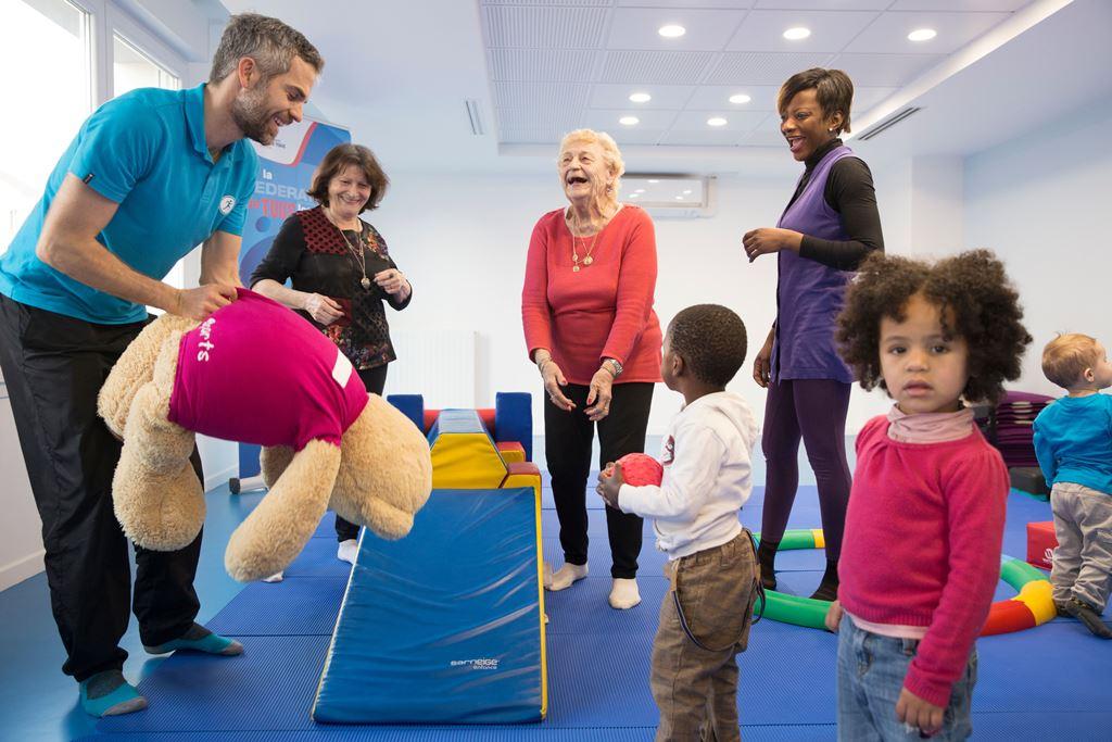 Gym Baby Seniors(FFSPT)