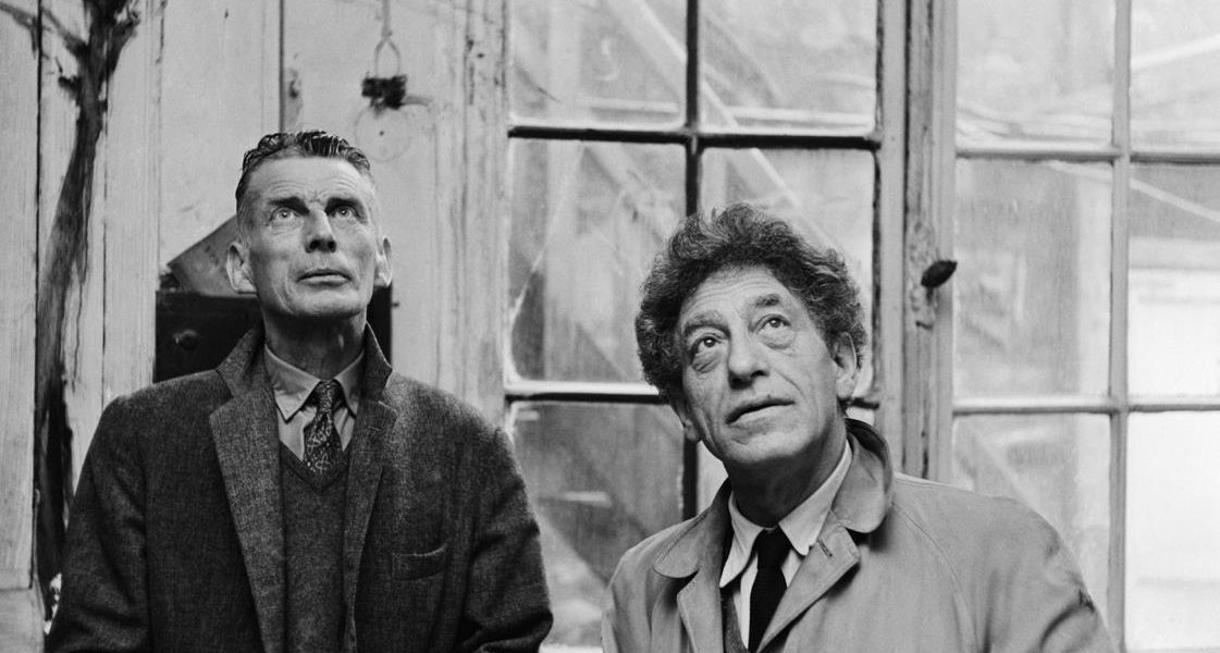 GIACOMETTI / BECKETT. Rater encore. Rater mieux