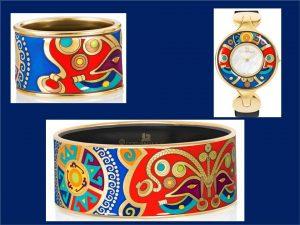 Princesse Inca, bague, montre, bracelet(c)Freywille
