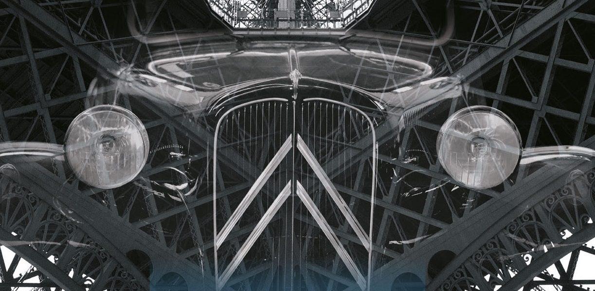 Pleins feux sur Citroën à Rétromobile