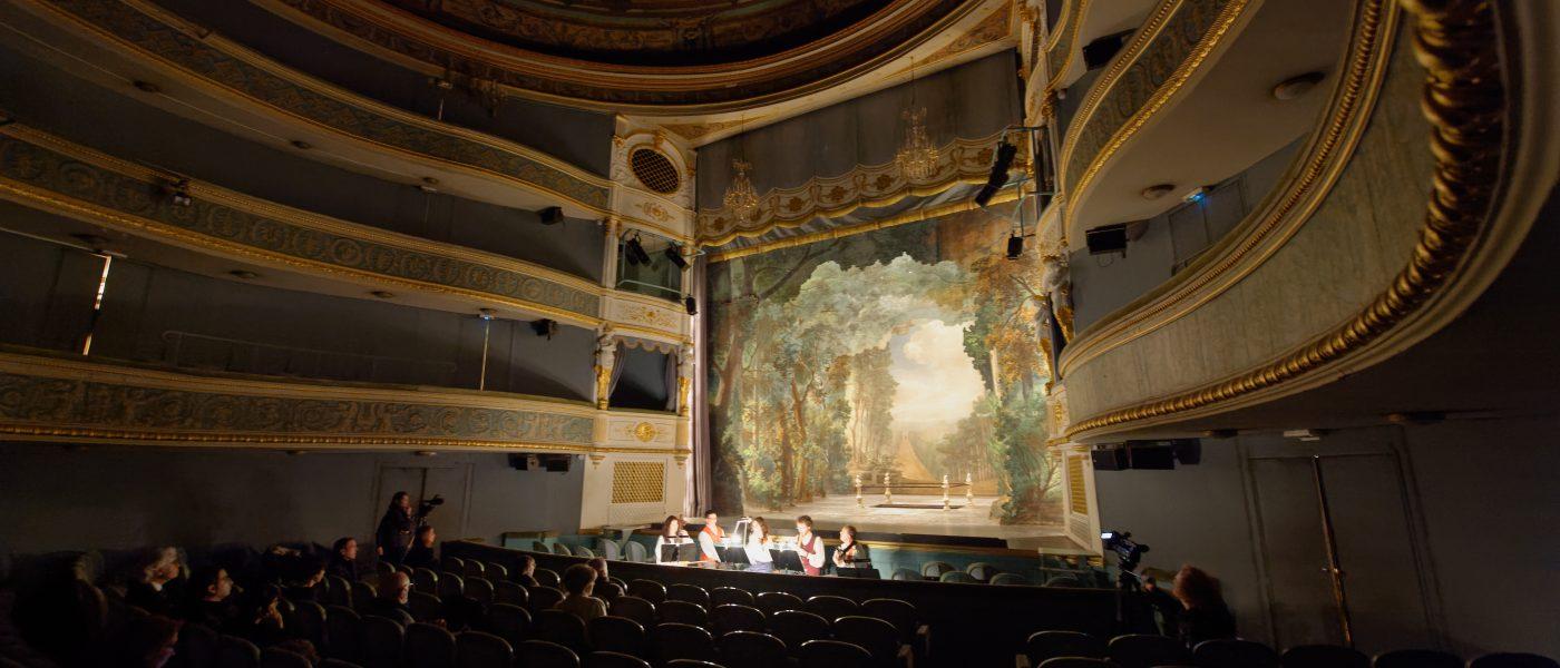 Au Théâtre MONTANSIER, «la Guerre des Théâtres»!