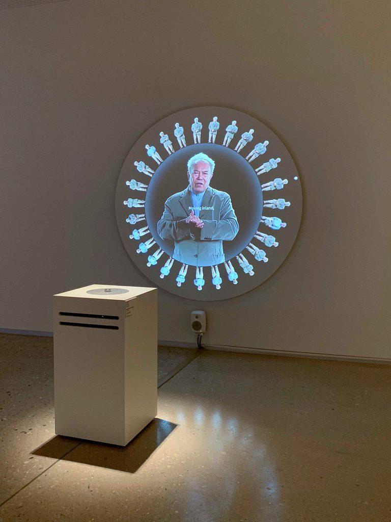 The recombinatory poetry wheel