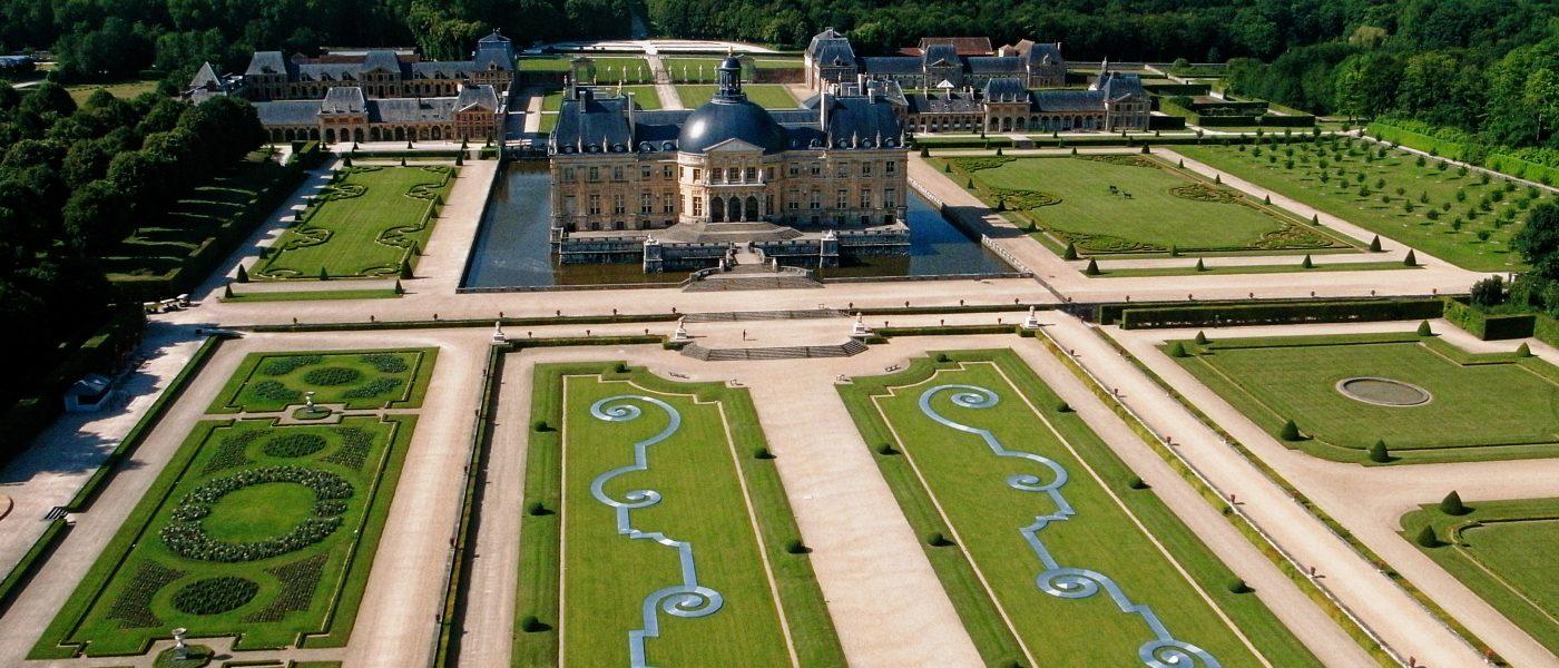 Le prestigieux Jardin du Château de Vaux le Vicomte se refait une santé