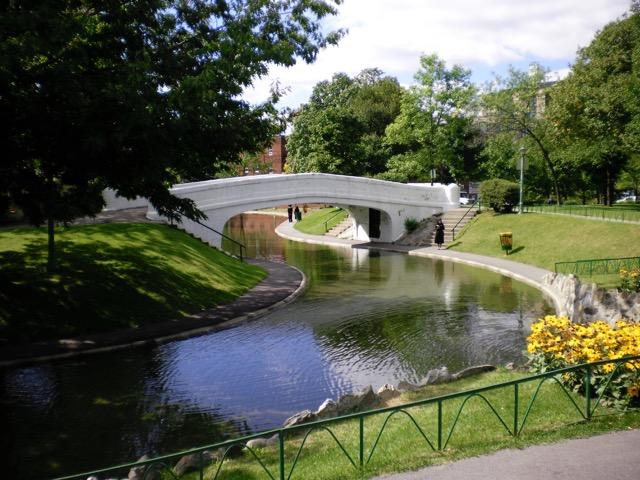 Petit pont Outremont