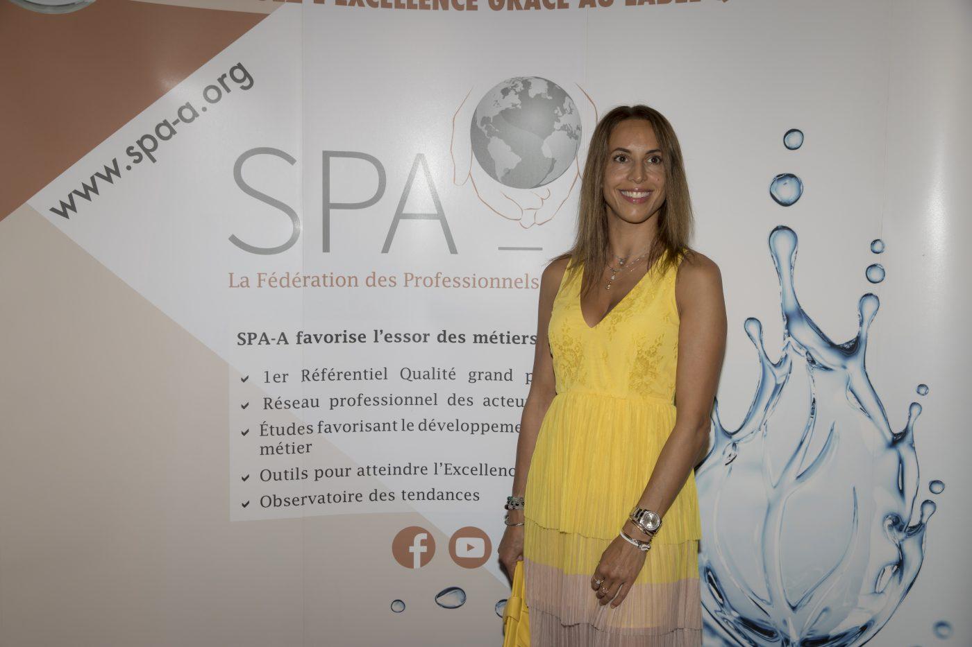 Dr Alexandra Dalu marraine(c)Vidal&Co