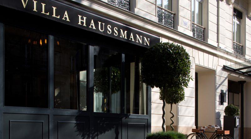 villa haussmann un endroit de r ve en plein paris prestige 39 s. Black Bedroom Furniture Sets. Home Design Ideas