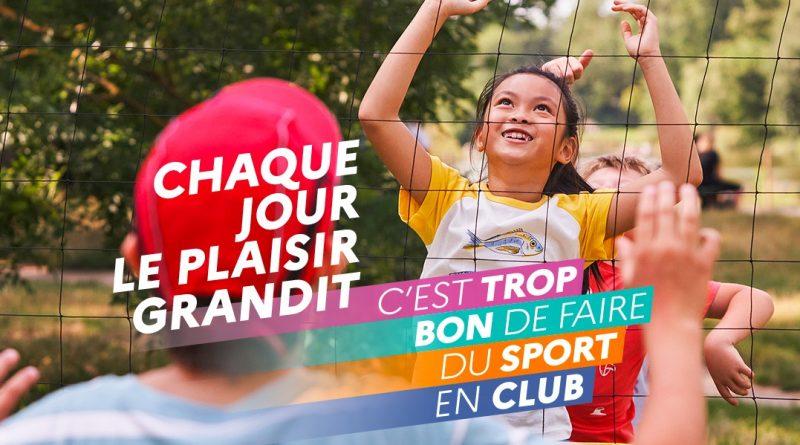 Tous au Club… Paris 2024, c'est demain