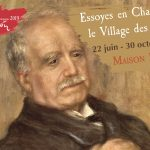 Essoyes en Champagne. La villégiature préférée du peintre Pierre-Auguste Renoir