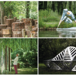 Art et Jardinss'installentaux Hortillonnages d'Amiens