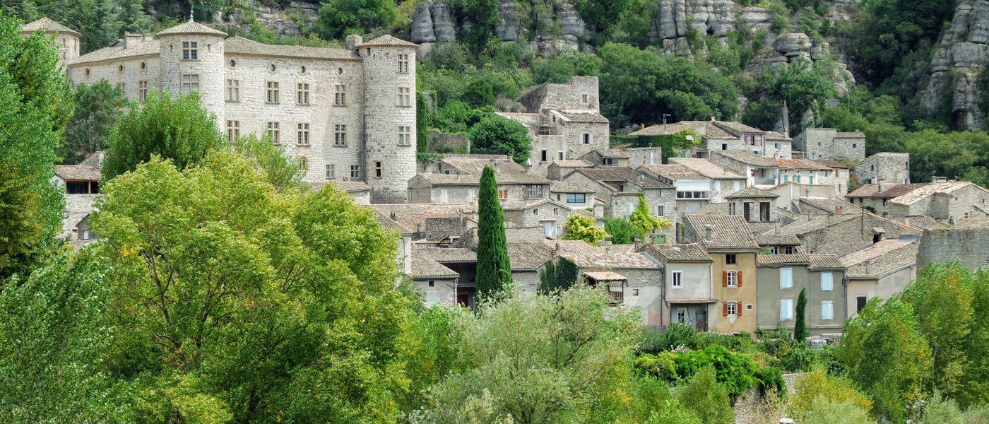 <strong>Itinéraire d'une Ardèche gâtée</strong>
