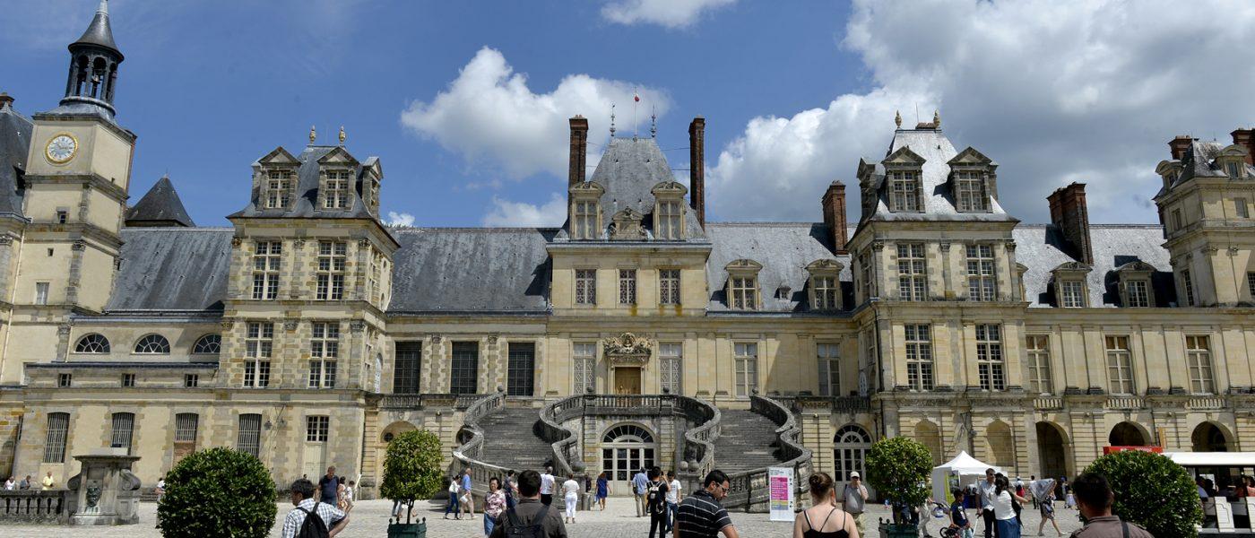 L'Histoire de l'Art fait son show à Fontainebleau
