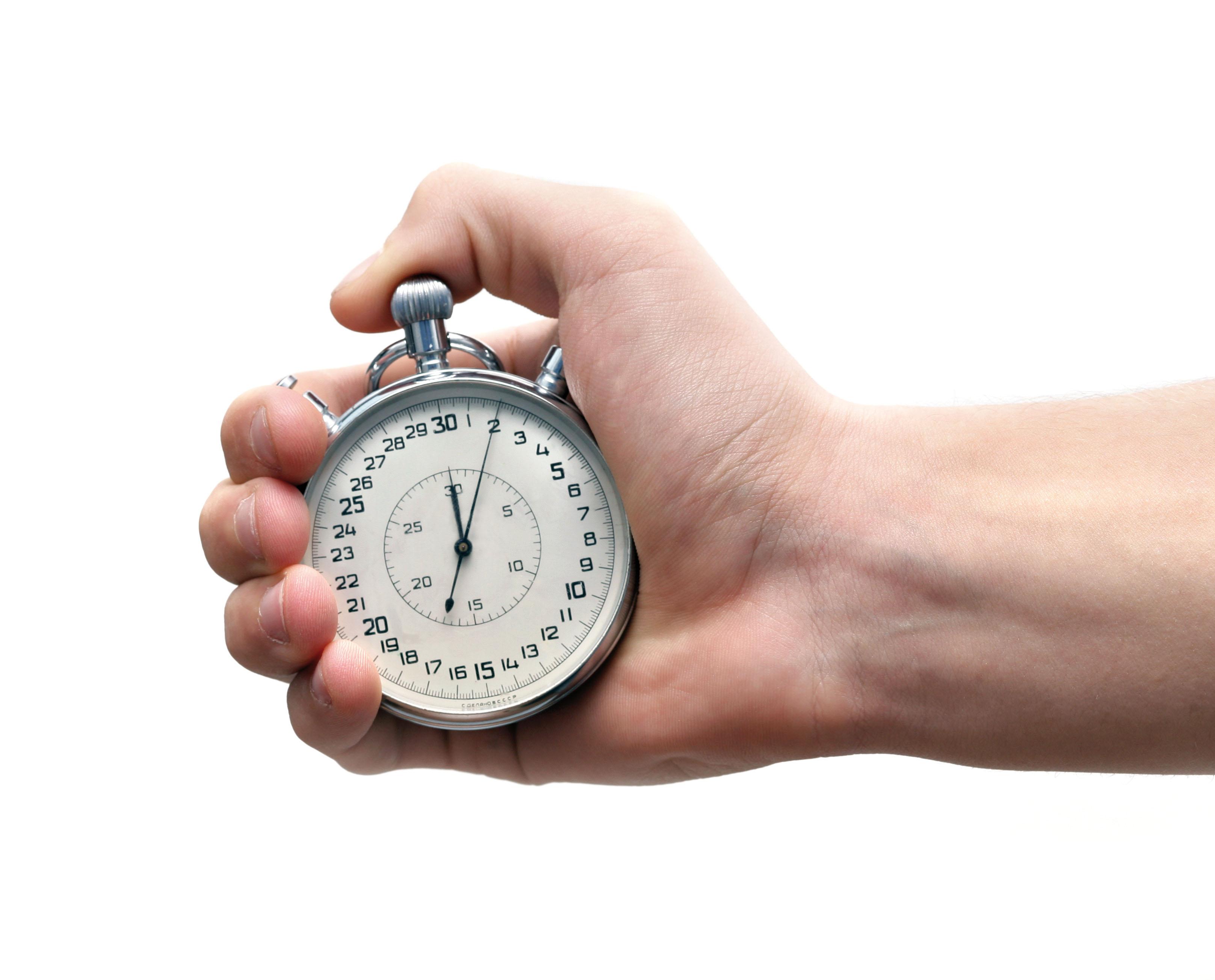 chronometrage course a pied