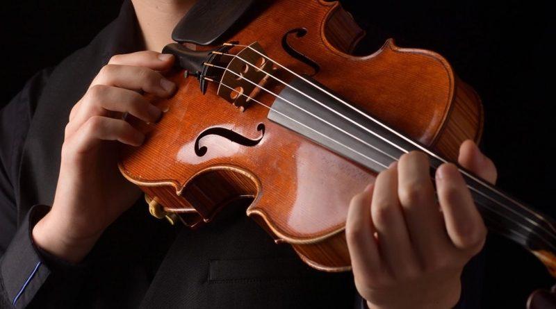 Dorian, jeune violoniste français deux fois primé au concours « Rodolfo Lipizer »