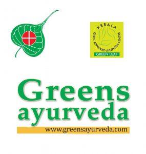 Logo Greens Ayurveda