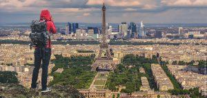 La montagne au Trocadéro