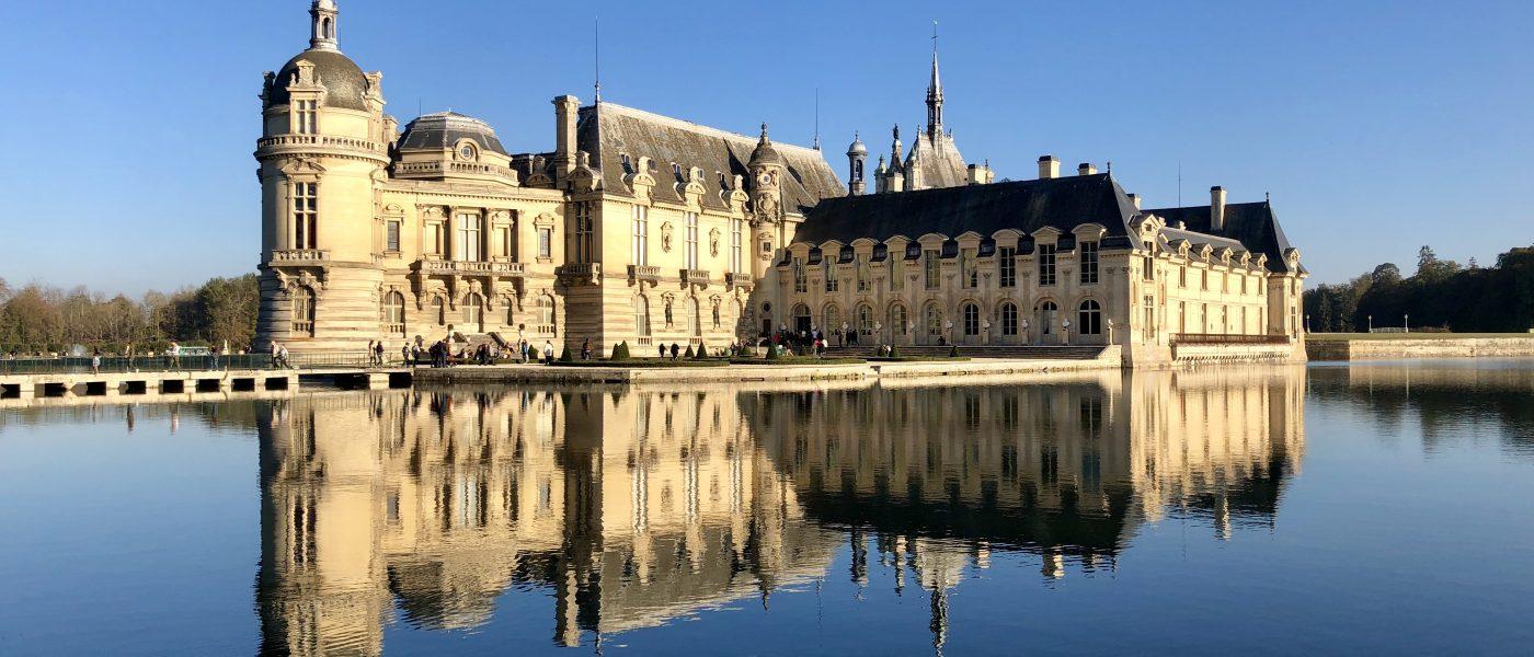 Pour les plantes, c'est la vie de château… à Chantilly