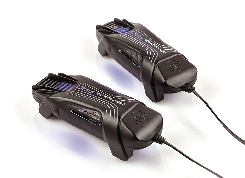 Paire de batteries pour sécher les chaussures (c)Sidas