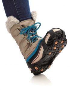 Chaussure équipée de crampons(c)Sidas